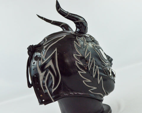 UNOFFICIAL NFL GREEN BAY FOAM Mexican Wrestling Lucha Libre Luchador Mask Halloween