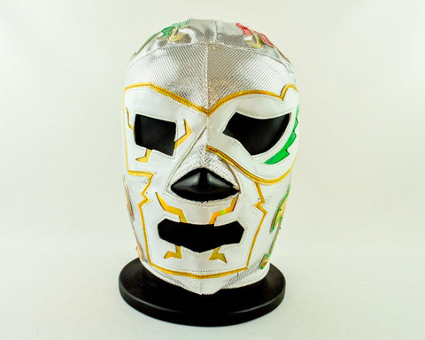 Rey Lucha Libre T shirt Short Sleeve Round Neck - Lucha Libre Mexican Luchador Wrestling Masks mrmaskman.com