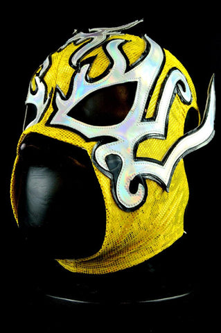 Hiedra 4 Lycra Mexican Wrestling Lucha Libre Mask Luchador Halloween Costume - Mr. MaskMan