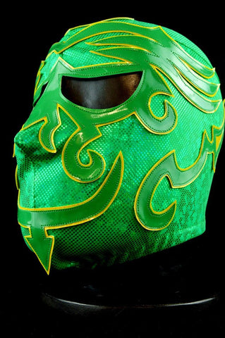 Zumbi 1 Lycra Mexican Wrestling Lucha Libre Mask Luchador Halloween Costume