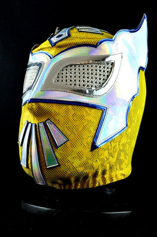 Cara 3 Lycra Mexican Wrestling Lucha Libre Mask Luchador Halloween Costume - Lucha Libre Mexican Luchador Wrestling Masks mrmaskman.com