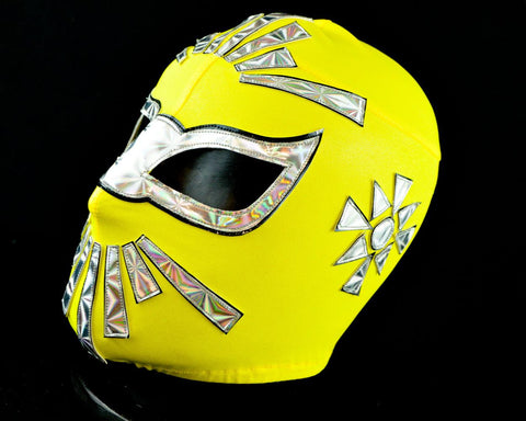 Mistico 5 Lycra Mexican Wrestling Lucha Libre Mask Luchador Halloween Costume