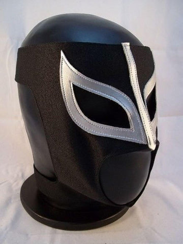 SEXY LADY MASK BLACK MEXICAN WRESTLING LUCHA LIBRE MASK LUCHADOR HALLOWEEN COSTUME - Lucha Libre Mexican Luchador Wrestling Masks mrmaskman.com