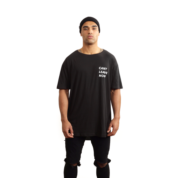 Black 'Nothing Is Original' Tee