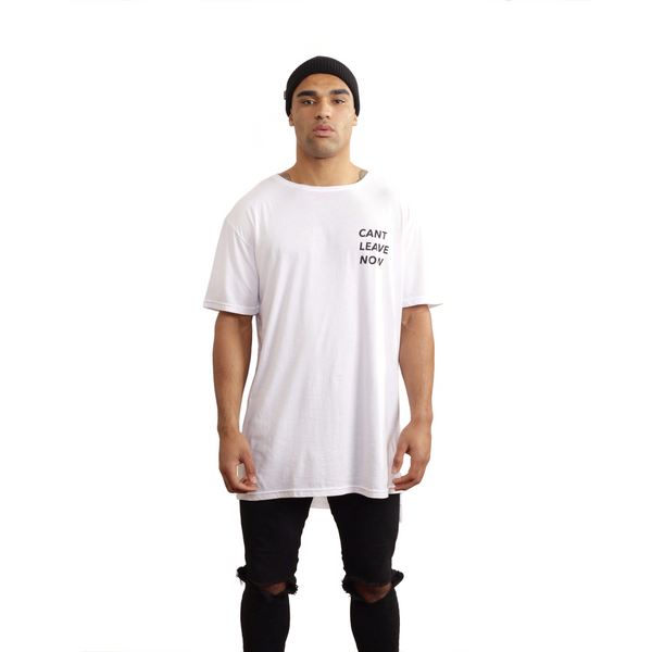 White 'Nothing Is Original' Tee