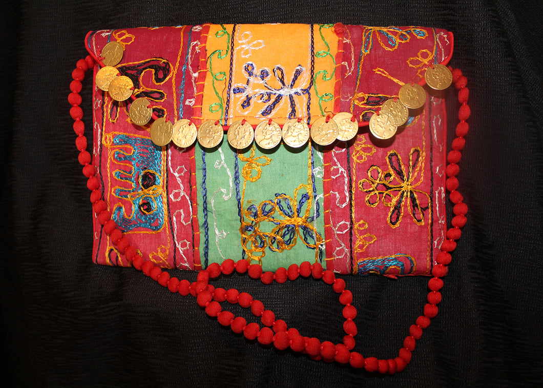 Cambodia Colors Purse