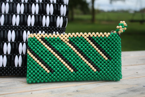 Beaded Wallet (small)