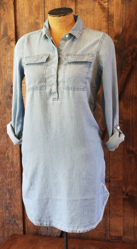 Favorite Denim Tunic