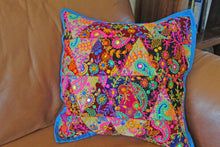 Paisley Silk Pillow Covers