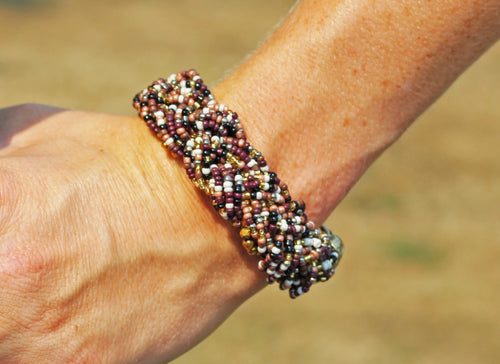 Harvest Braid Band Bracelet