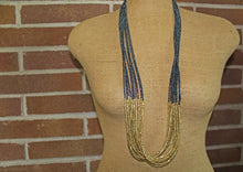Golden Strands Necklaces