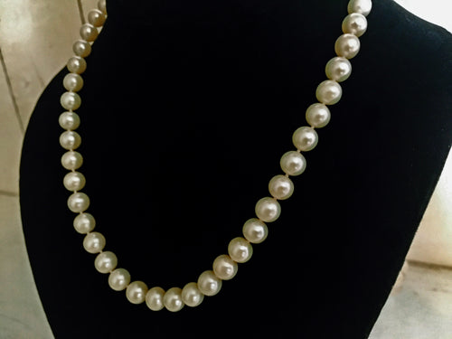 Genuine Pearl Necklace - China