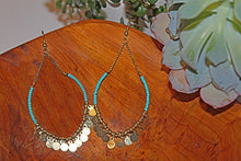Pendant Earrings - multiple colors available