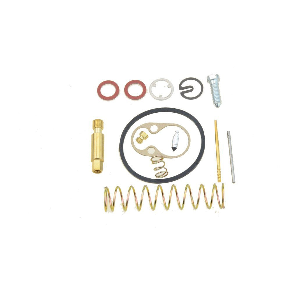 GOOFIT Carburetor Repair Kit for Puch Maxi Sport Luxe Newport E50 Magnum MK  Cobra Murray Sears Free Spirit J C  Penney Pinto Kromag with Puch Engine