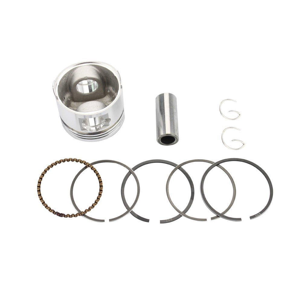 Scooter Parts GY6 50cc Cylinder Body Piston Gasket Ring Set