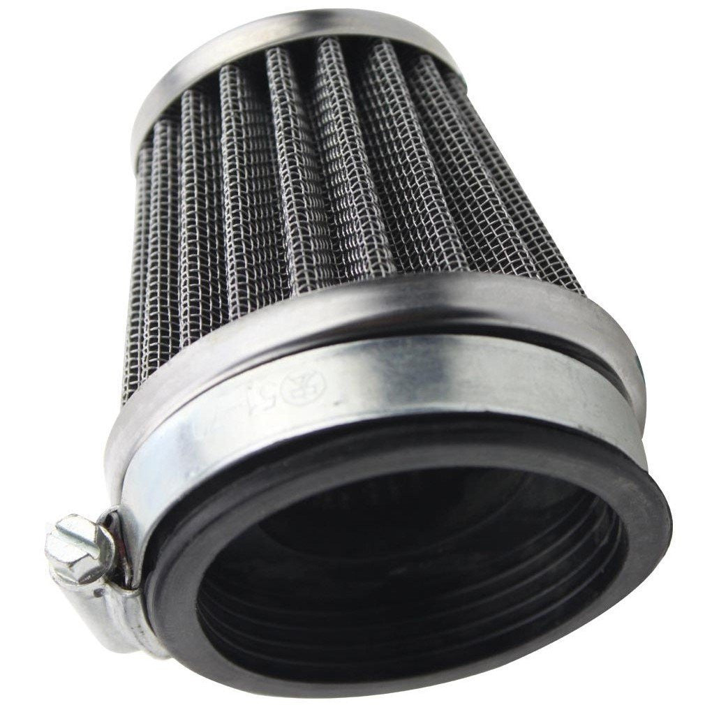 GOOFIT 58mm Air Filter for 2 Stroke 37cc 39cc Water Cooled Pocket Bike Mini Bike MTA4