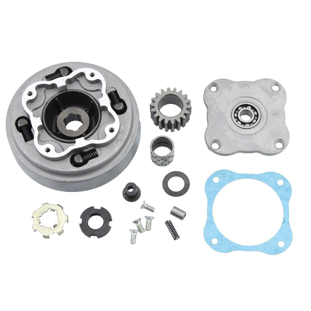 GOOFIT parts: manual clutch