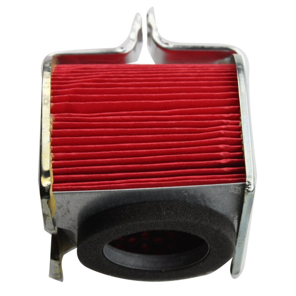 GOOFIT Air Filter for Honda Helix CN250 CH250 CF250cc Scooter Moped ATV Go Kart
