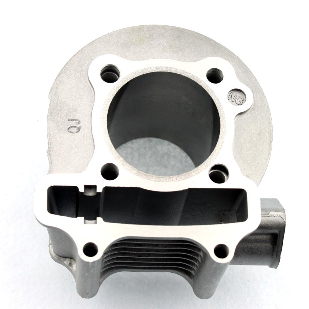GOOFIT 57 4mm Bore Cylinder Kit 150cc Big Bore GY6 Engine Rebuild Kit  Cylinder Head Chinese Scooter