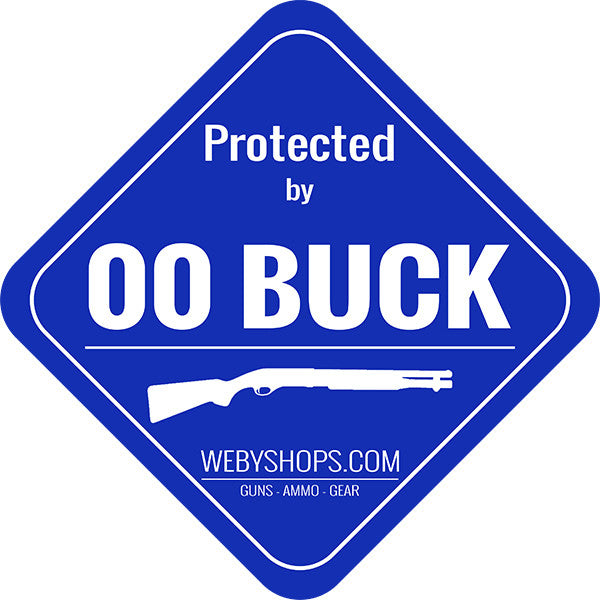 00 BUCK LAWN SIGN with 2ft YARD STAKE (10003) | Webyshops.com