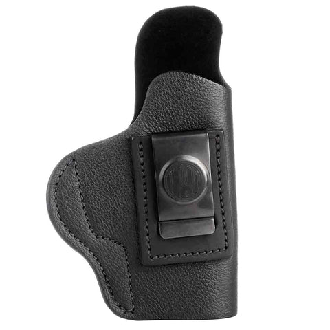 1791 GUNLEATHER Smooth 3 RH Black Holster SCH-3-NSB-R