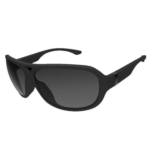 5.11 Soar Aviator Black Frame Plain Lens Sunglasses (52027-019)
