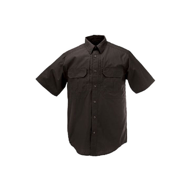 5.11 Taclite Pro Ripstop Black Short Sleeve Shirt (71175019)