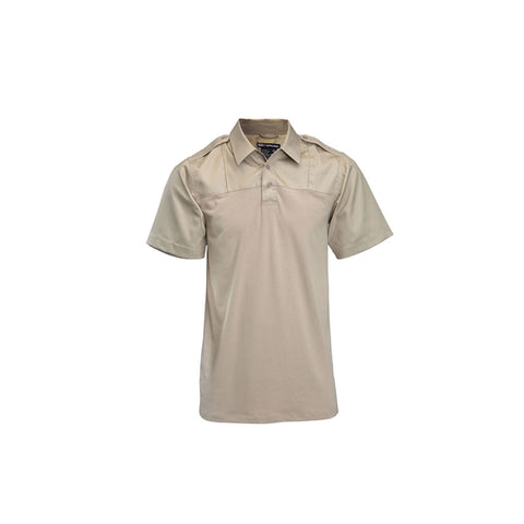5.11 PDU Rapid Silver Tan Short Sleeve Shirt (71332-160)