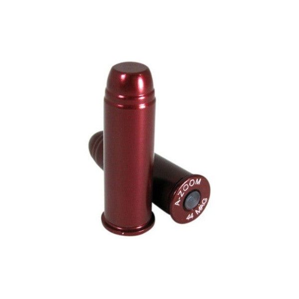 A-ZOOM Precision Metal 6-Pack of 44 Magnum Snap Caps (16120)