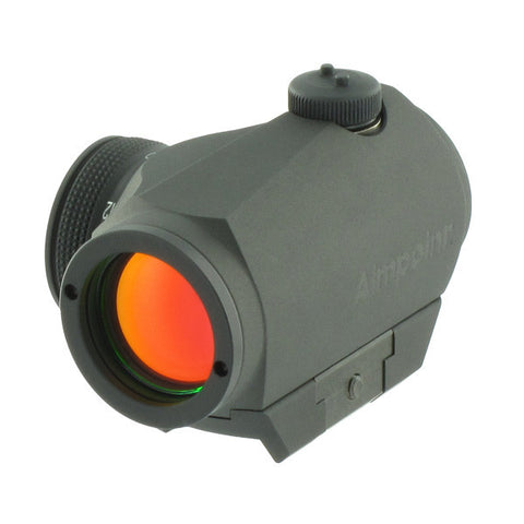 AIMPOINT Micro T-1 ECOS-O Red Dot Sight, 2MOA, 34mm Scope Adapter (200160)