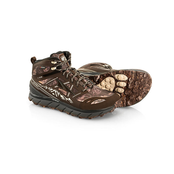 ALTRA A2653MID-4 Womens Lone Peak 3 Mid Neo Camo Trail Running Shoes