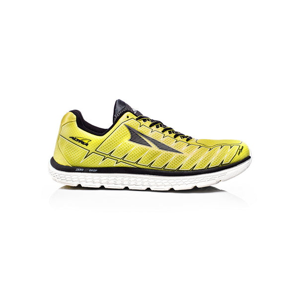 ALTRA AFM1734F-1 Mens One V3 Lime Running Shoes