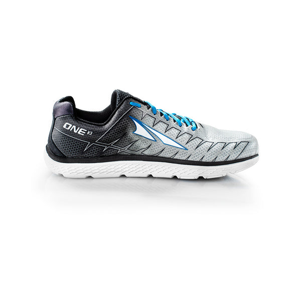 ALTRA AFM1734F-3 Mens One V3 Blue-Gray Running Shoes