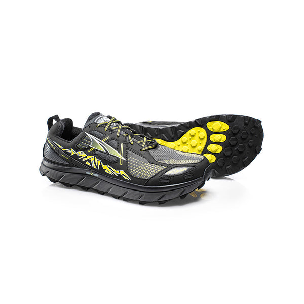 ALTRA Mens Lone Peak 3-5 Ylw Trail Running Shoe AFM1755F-4