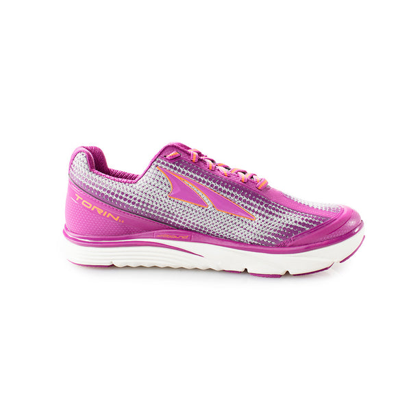 ALTRA Womens Torin 3 Purple-Orange Running Shoes AFW1737F-2