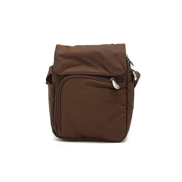 AMERIBAG Rifton Chocolate Messenger Bag (27223-CH)