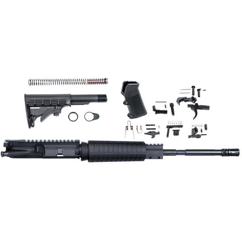 AMERICAN TACTICAL IMPORTS Rifle Kit, 5.56, 16in Barrel, Complete Kit, No lower (RKT03P)