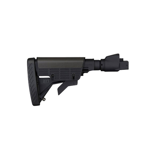 ATI Saiga Strikeforce Elite Black Adjustable Stock (A.1.10.1150)