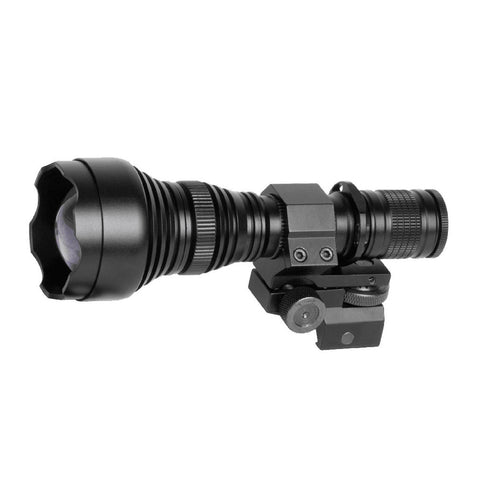 ATN IR850 Pro Long-Range Infrared Illuminator with Adjustable Mount (ACMUIR85PR)