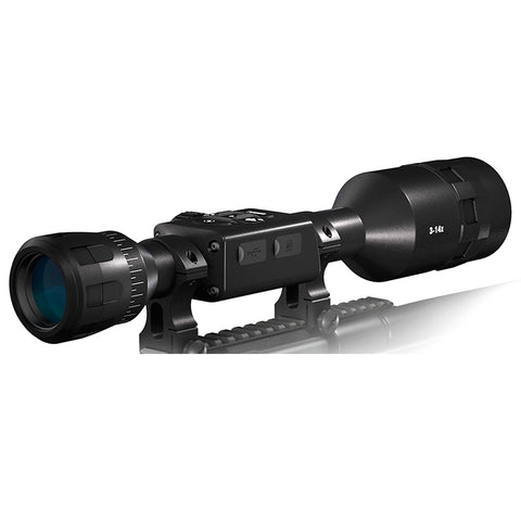 ATN X-Sight 4K Buckhunter 3-14x Smart Daytime Hunting Rifle Scope (DGWSXS3144KB)