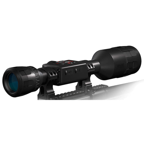 ATN Thor 4 384 4.5-18x Thermal Rifle Scope (TIWST4384A)