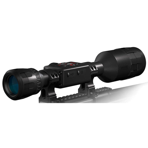 ATN Thor 4 384 7-28x Thermal Rifle Scope (TIWST4387A)