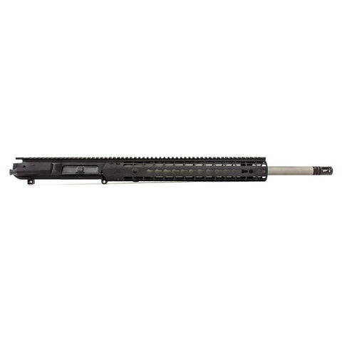 AERO PRECISION M5E1 20in 6.5 CM SS Rifle Barrel EK-15 HG Anodized Black Complete Upper (APAR308554P45)