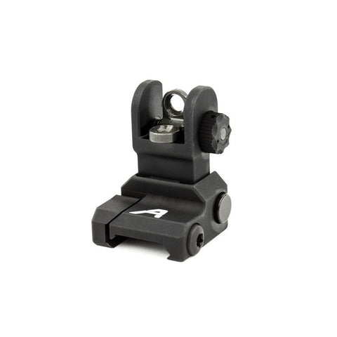AERO PRECISION AR15 Rear Flip-Up Sight APRH100701C