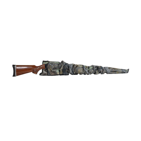 ALLEN Fleece 48in Single Scoped Rifle Camo Sleeve (123)