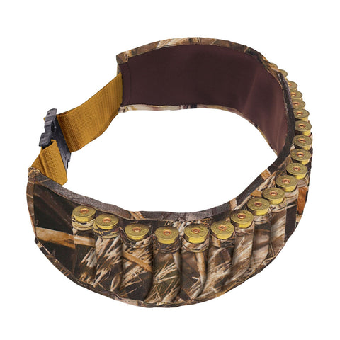 ALLEN Camo Neoprene Shotgun Shell Belt (2525)