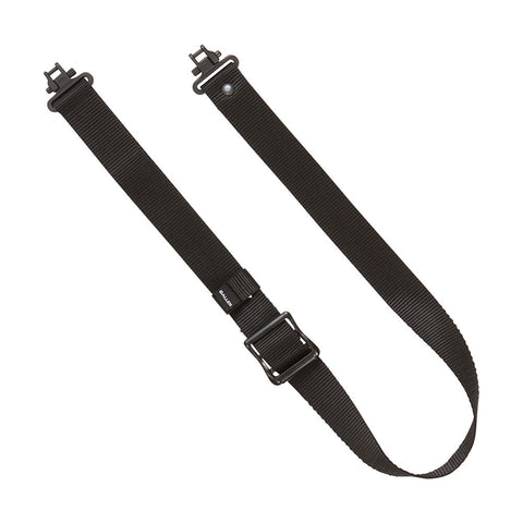 ALLEN Slide and Lock Black Web Sling 8451