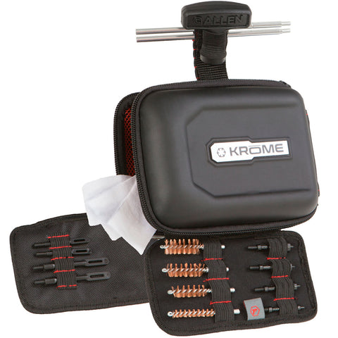 ALLEN COMPANY Compact Handgun Cleaning Kit (70971)