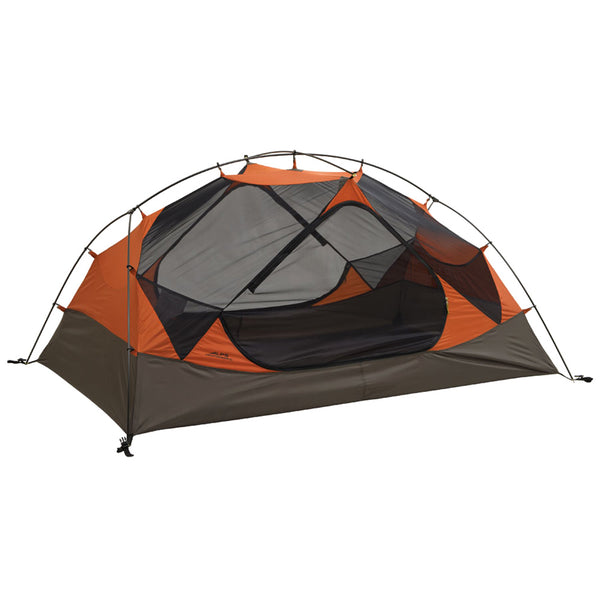 ALPS-MOUNTAINEERING Chaos 2 Tent, Sage/Rust (5252019)