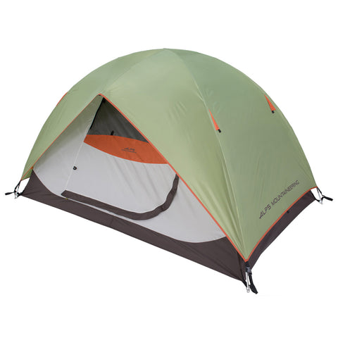 ALPS-MOUNTAINEERING Meramac 5 Tent, Sage/Rust (5521639)